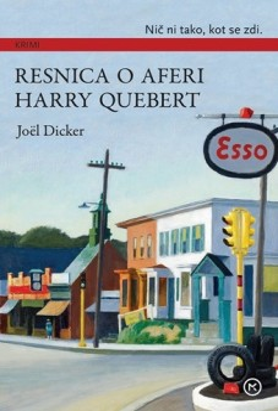 Resnica o aferi Harry Quebert
