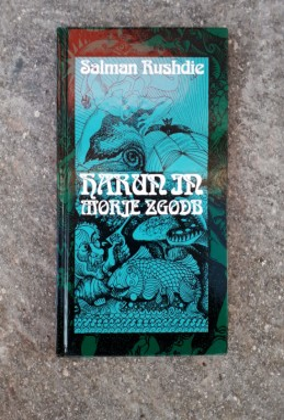 Harun in morje zgodb (DZS 1993), Salman Rushdie (ant.)