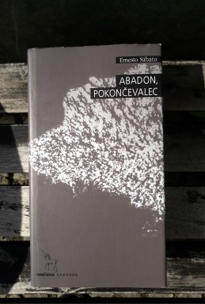 Abadon, Pokončevalec, Ernesto Sabato (ant.)