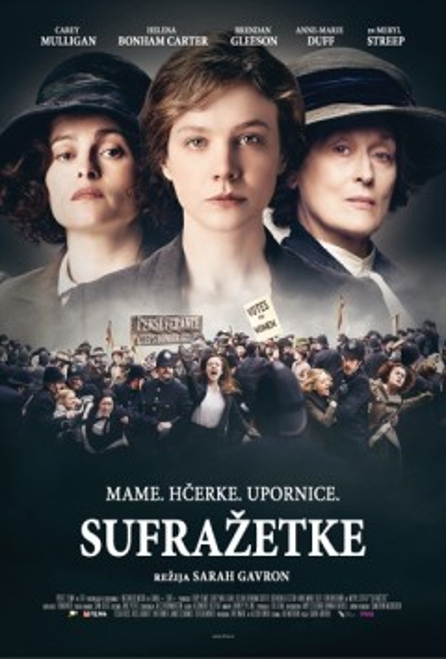 Sufražetke (Suffragette) - DVD