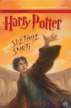 Harry Potter - Svetinje smrti