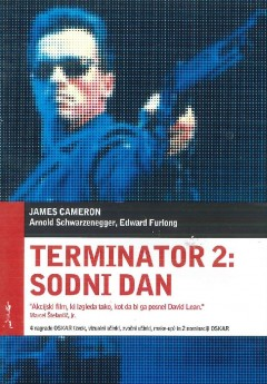 Terminator 2: Sodni dan (Terminator 2: Judgment Day) - DVD