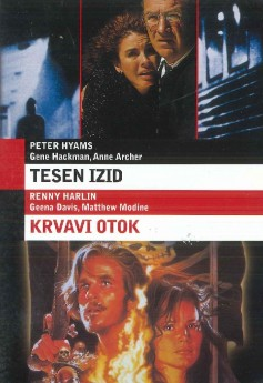 Tesen izid (Narrow Margin) / Krvavi otok (Cutthroat Island) - DVD