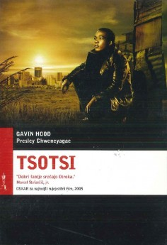 Tsotsi - DVD