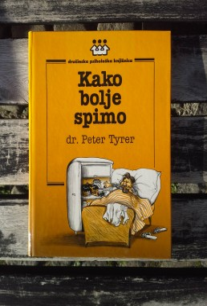 Kako bolje spimo, Peter Tyrer (ant.)