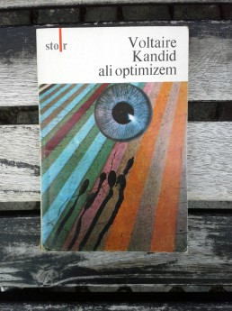 Kandid ali optimizem, Voltaire (ant.)