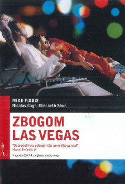 Zbogom Las Vegas (Leaving Las Vegas) - DVD